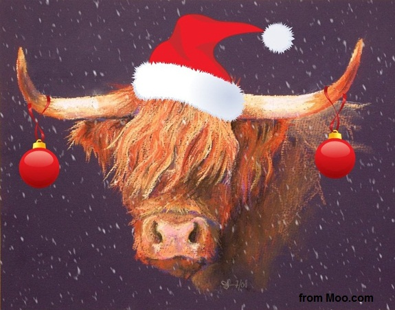 anjie-christmas-cow