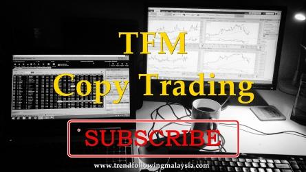 copy trading logo banner